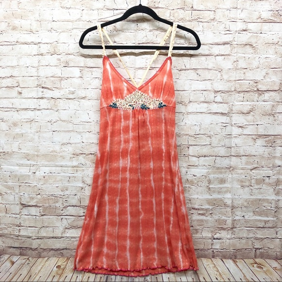 Free People Dresses & Skirts - 🔴SOLD Intimately Free People Dress Spaghetti